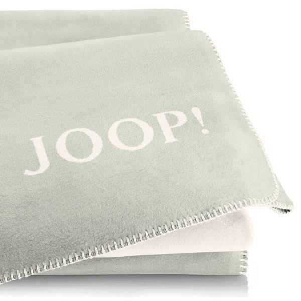 JOOP! Wohndecke Uni-Doubleface 150x200