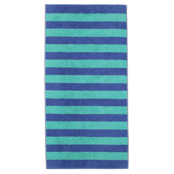 Cawoe-Code-Blockstreifen-Frottier-Handtuch-blau-1_39416
