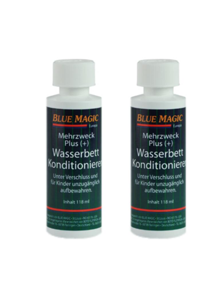 Blue Magic Konditionierer 2er Set für Wasserbetten   Wasserbettbedarf.de
