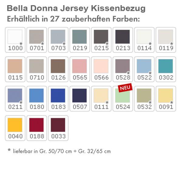 Formesse Bella Donna Jersey Kissenbezug