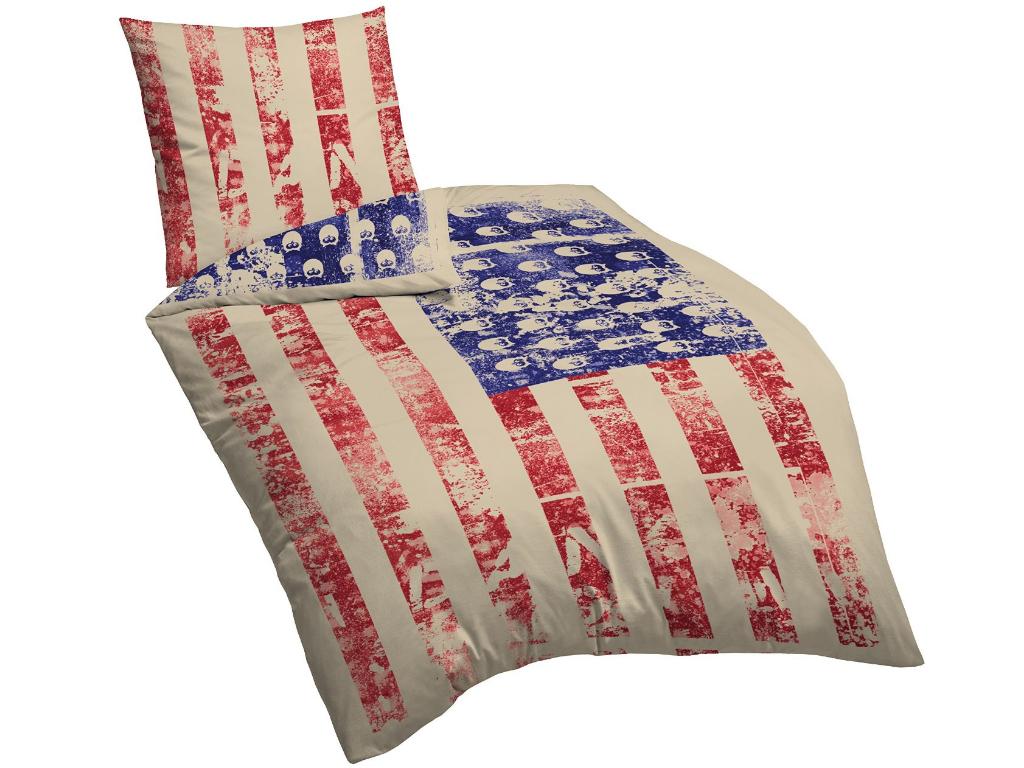 suenos linon bettw sche 135x200 80x80 owls and stripes. Black Bedroom Furniture Sets. Home Design Ideas