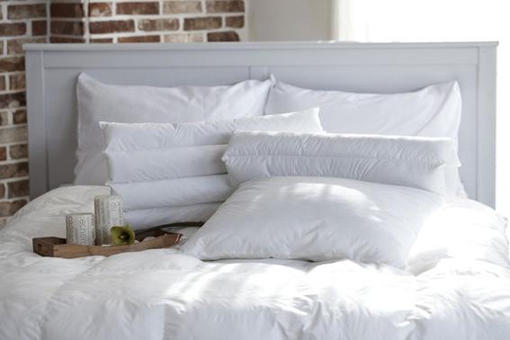 Kissen-Betten