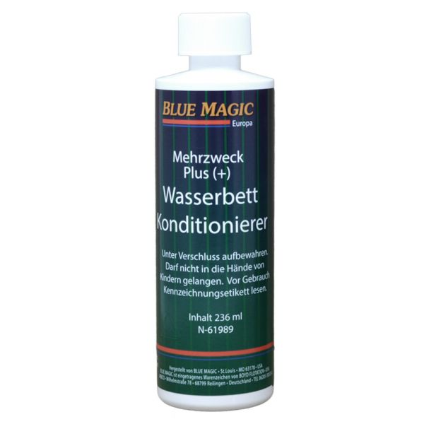Blue Magic Mehrzweck Plus (+) Konditionierer / Conditioner für Wasserbetten (236 ml)