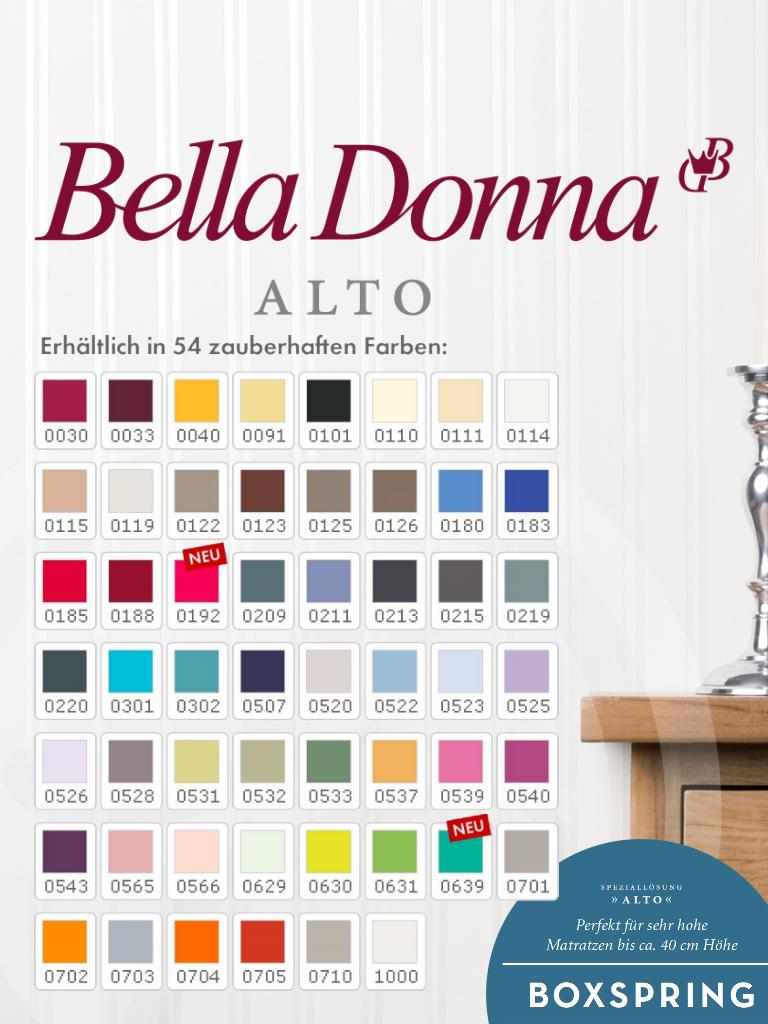 spannbettlaken boxspringbetten spannbetttuch bella donna. Black Bedroom Furniture Sets. Home Design Ideas