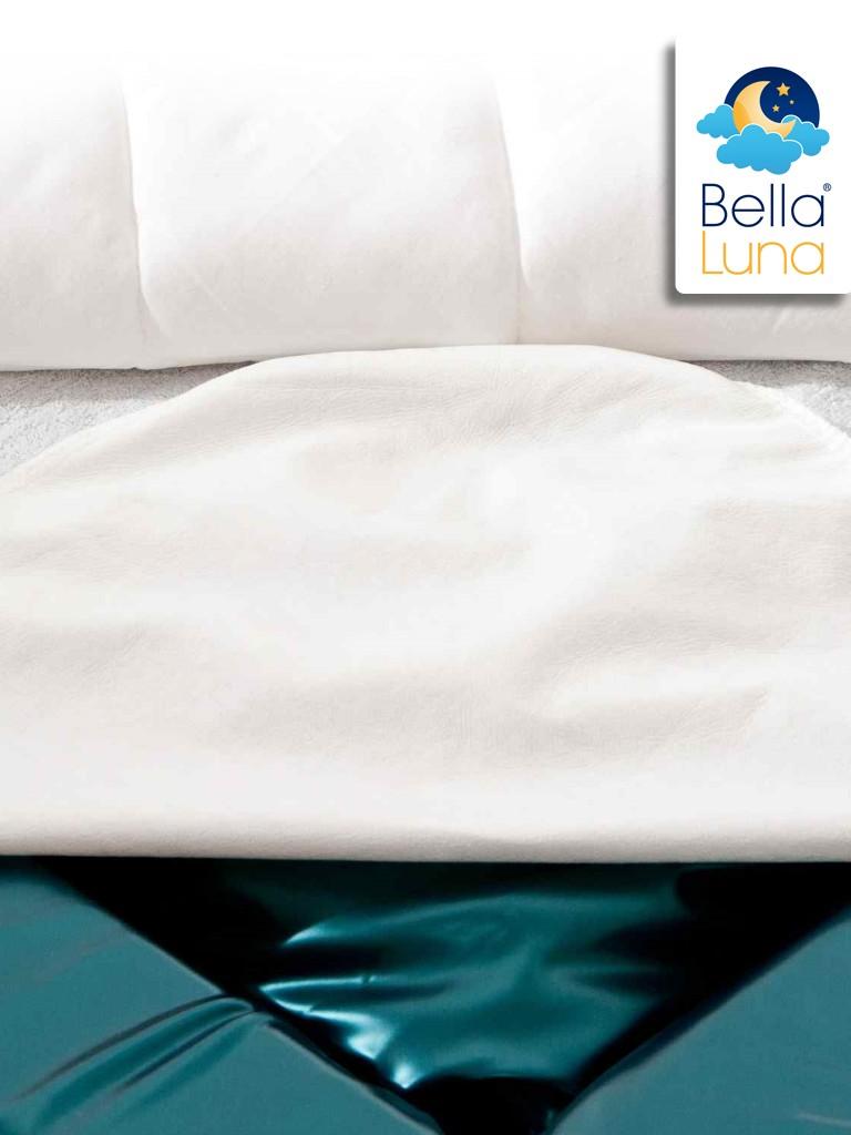 topliner wasserbett matratzenschoner milbenschutzbezug matratze schonbezug ebay. Black Bedroom Furniture Sets. Home Design Ideas